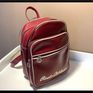 Vintage roots backpack